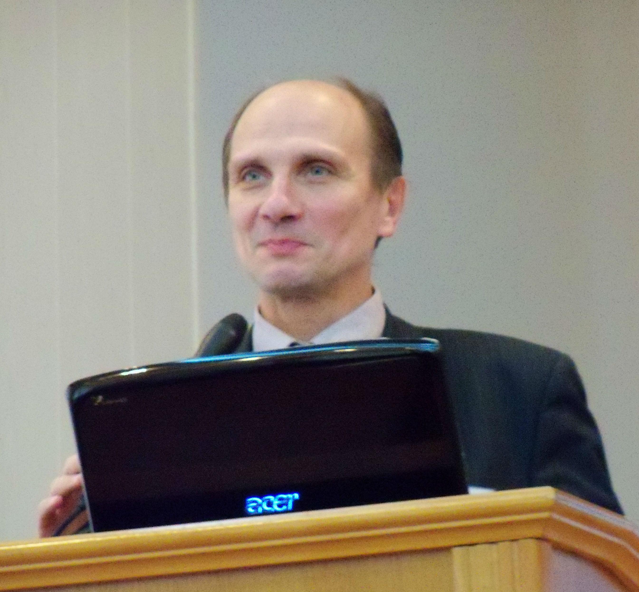 Victor Koledov